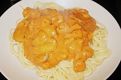 Spaghetti Scampi 19