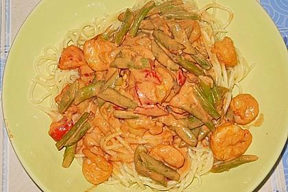 Spaghetti Scampi 16
