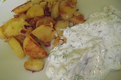 Matjes - Filet in Joghurt - Dill - Creme 1