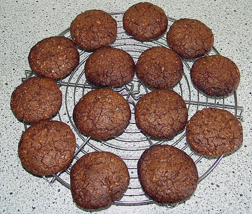 american chocolate cookies rezept mit bild von steffi1912. Black Bedroom Furniture Sets. Home Design Ideas