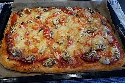 Pizza Hut Pizzateig 9