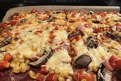 Pizza Hut Pizzateig 66