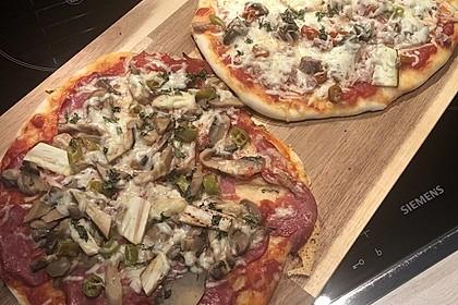 Pizza Hut Pizzateig 4