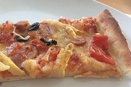 Pizza Hut Pizzateig 31