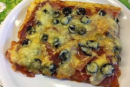 Pizza Hut Pizzateig 3
