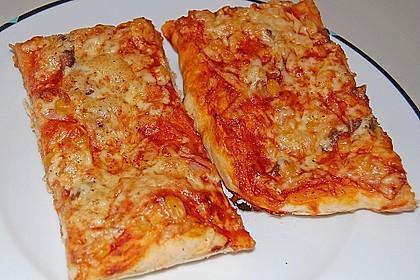 Pizza Hut Pizzateig 22