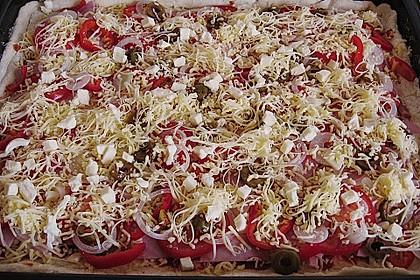 Pizza Hut Pizzateig 50