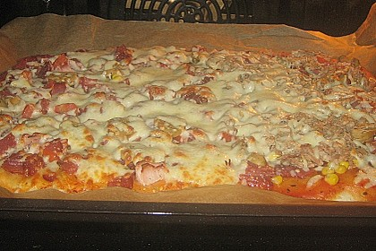 Pizza Hut Pizzateig 130