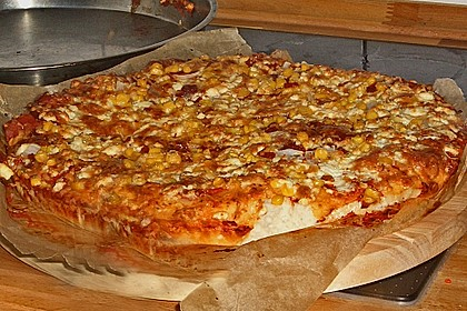 Pizza Hut Pizzateig 84