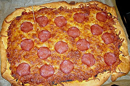 Pizza Hut Pizzateig 85