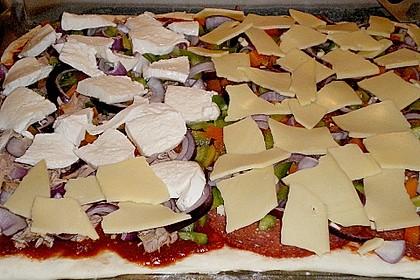 Pizza Hut Pizzateig 95