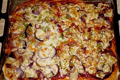 Pizza Hut Pizzateig 16