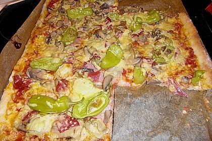 Pizza Hut Pizzateig 111