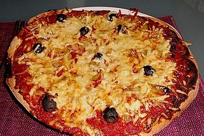 Pizza Hut Pizzateig 107