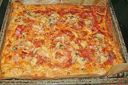 Pizza Hut Pizzateig 161
