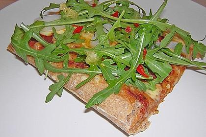 Pizza Hut Pizzateig 55
