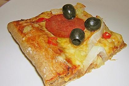 Pizza Hut Pizzateig 121