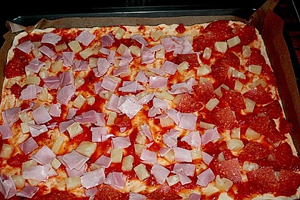 Pizza Hut Pizzateig 123