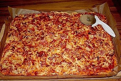Pizza Hut Pizzateig 101