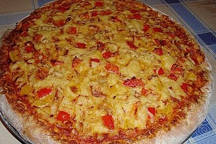 Pizza Hut Pizzateig 10