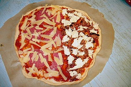 Pizza Hut Pizzateig 144