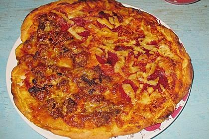 Pizza Hut Pizzateig 109