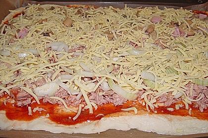 Pizza Hut Pizzateig 120