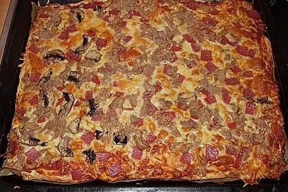 Pizza Hut Pizzateig 91