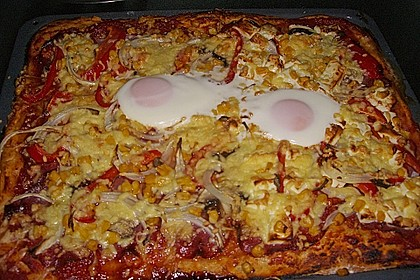 Pizza Hut Pizzateig 103