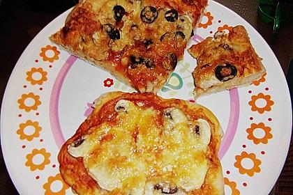 Pizza Hut Pizzateig 195