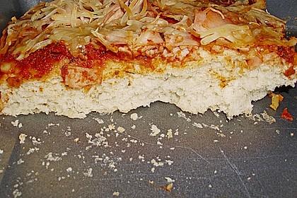 Pizza Hut Pizzateig 117