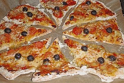 Pizza Hut Pizzateig 136