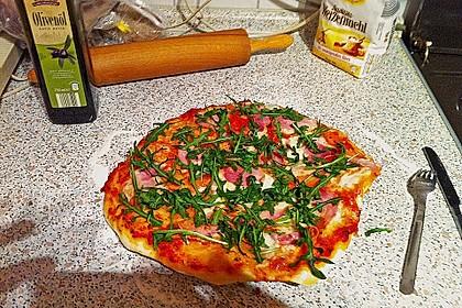 Pizza Hut Pizzateig 76