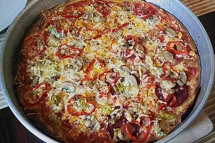 Pizza Hut Pizzateig 21