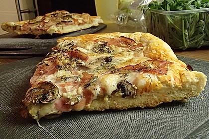 Pizza Hut Pizzateig 2