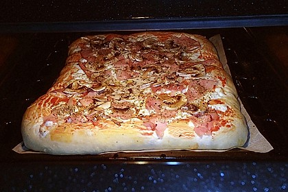 Pizza Hut Pizzateig 75