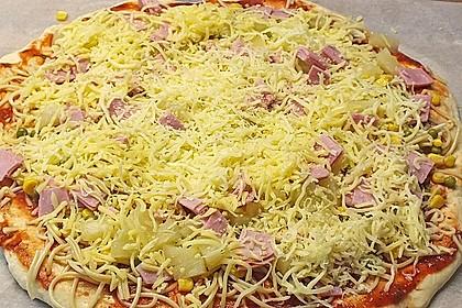 Pizza Hut Pizzateig 80