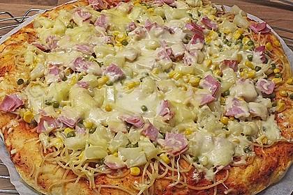 Pizza Hut Pizzateig 14