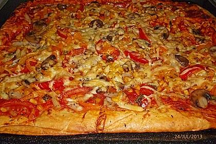 Pizza Hut Pizzateig 77