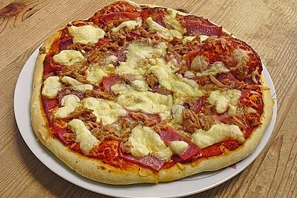 Pizza Hut Pizzateig 25