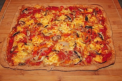 Pizza Hut Pizzateig 72