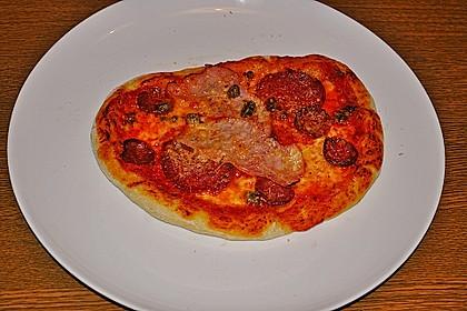 Pizza Hut Pizzateig 155