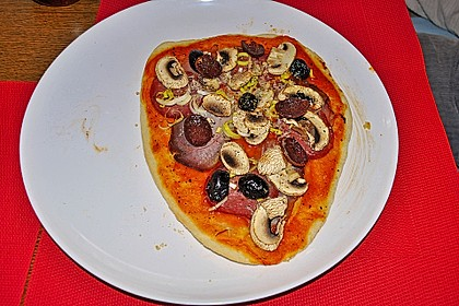 Pizza Hut Pizzateig 154
