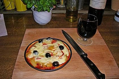 Pizza Hut Pizzateig 35
