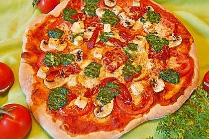 Pizza Hut Pizzateig 5