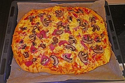 Pizza Hut Pizzateig 127