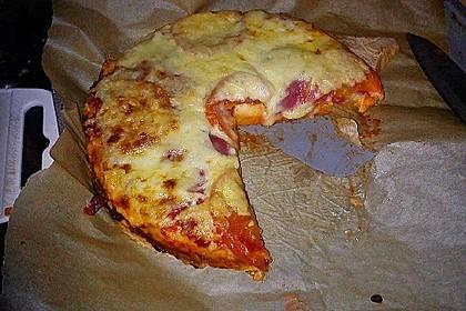 Pizza Hut Pizzateig 118
