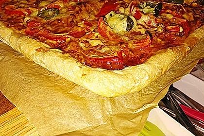 Pizza Hut Pizzateig 45