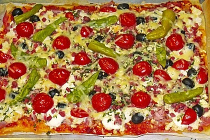 Pizza Hut Pizzateig 15
