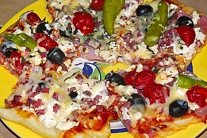 Pizza Hut Pizzateig 168